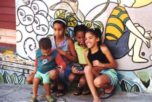 Wordless Wednesday: Havana Smiles Dec. 2003