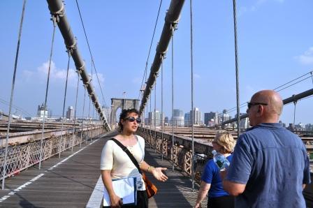 Context Travel Walking Tour, Brooklyn, Portrait of a City