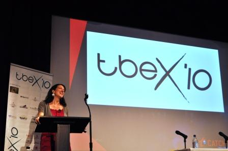 Kim Mance Opening TBEX '10