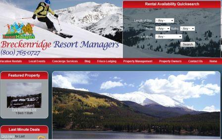 Find Breckenridge Lodging Deals