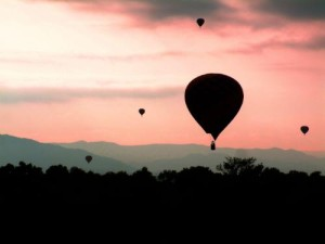 Win a Trip to Albuquerque's Balloon Festival