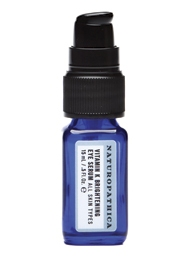 Look Rad-eye-nt with Naturopathica Eye Serum