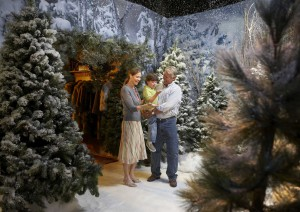 The Chronicles of Narnia: The Exhibition - Snow Falling