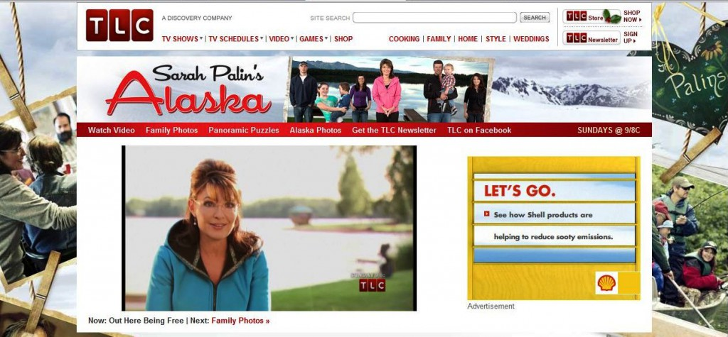 "Did I Watch ""Sarah Palin's Alaska""? You Betcha!"