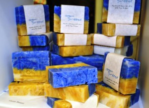 Rub-a-Dub with Goods from Naples Soap Co.