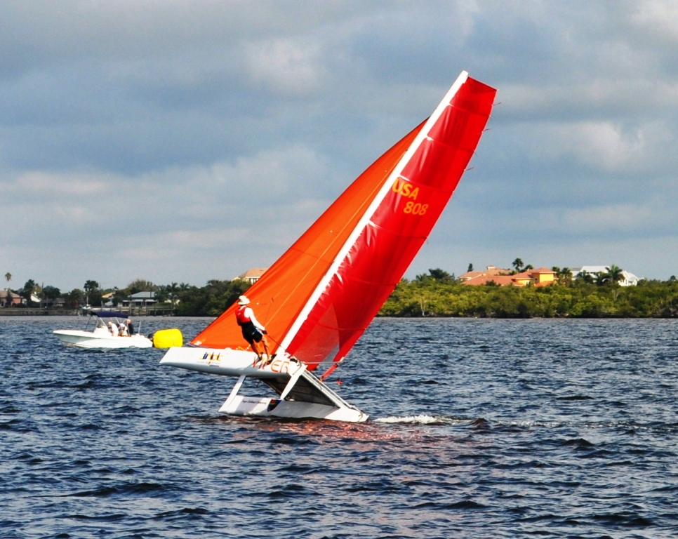 Wordless Wednesday: Charlotte Harbor Sailing