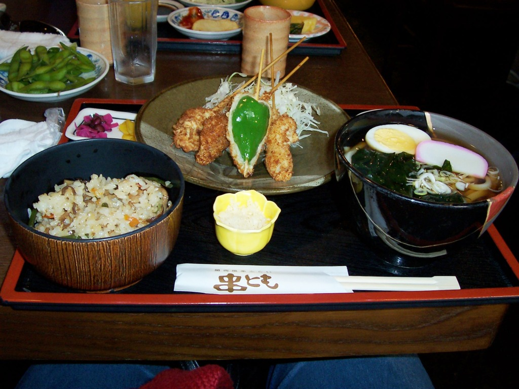 Wordless Wednesday: Flavors of Japan
