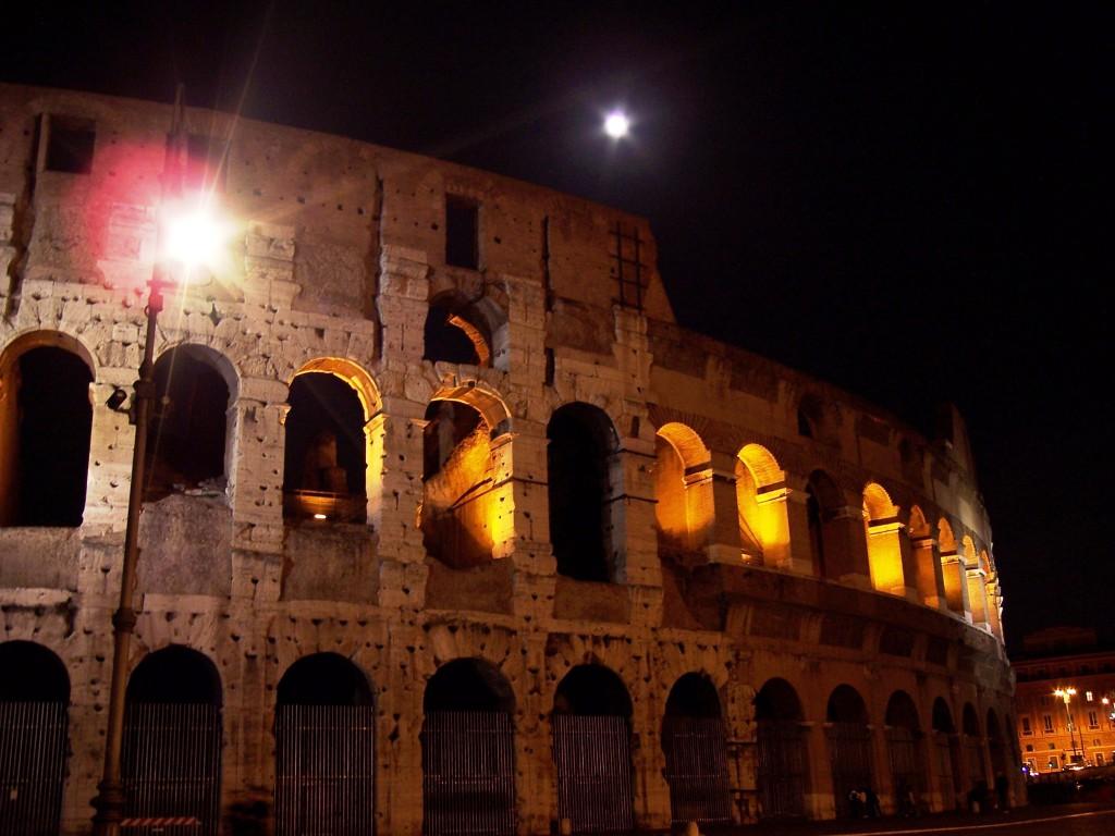 Rome, Italy, Nov. 2007