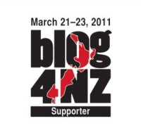 #blog4nz March 21 - 23, 2011