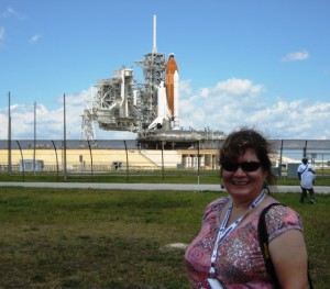 #NASATweetup Redux – Seeing Rollback of the Rotating Service Structure