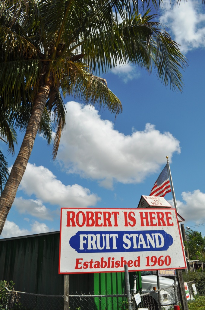 Robert Is Here Fruit Stand, Florida City, Fla. - A Must-Stop When Visiting Everglades National Park