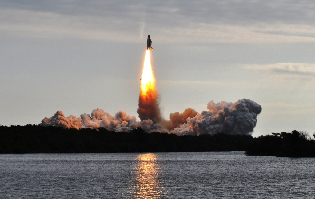 Space Shuttle Endeavour's Final Launch, Kennedy Space Center, Fla., May 16, 2011