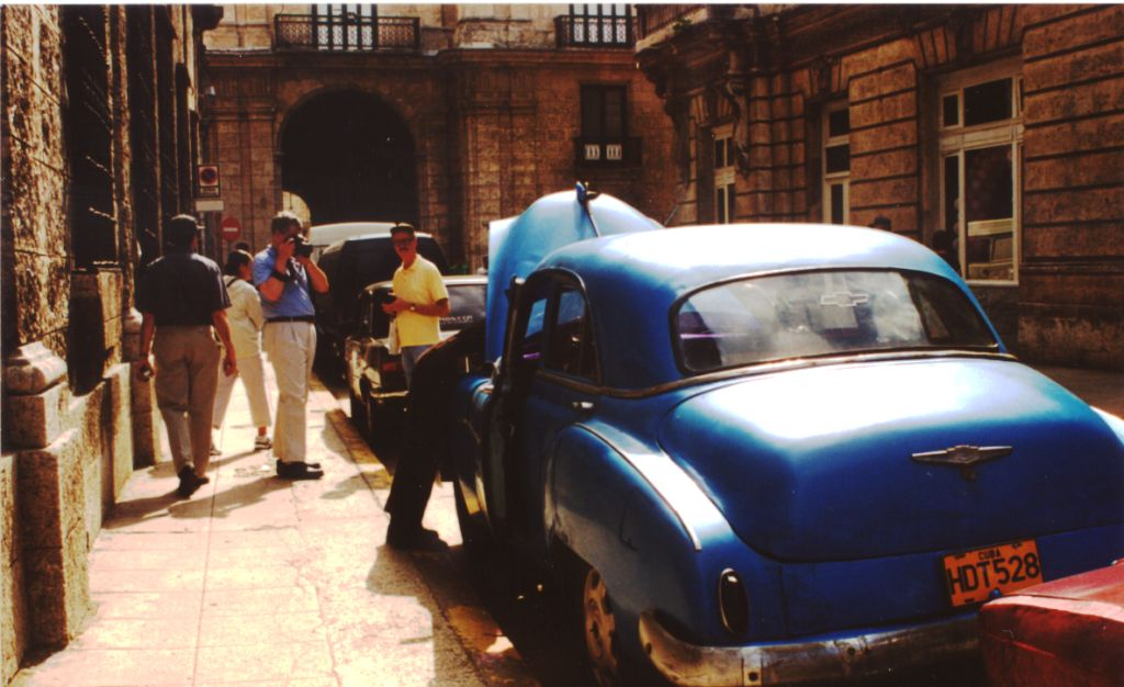 What It's Like Visiting Cuba on a People-to-People Program