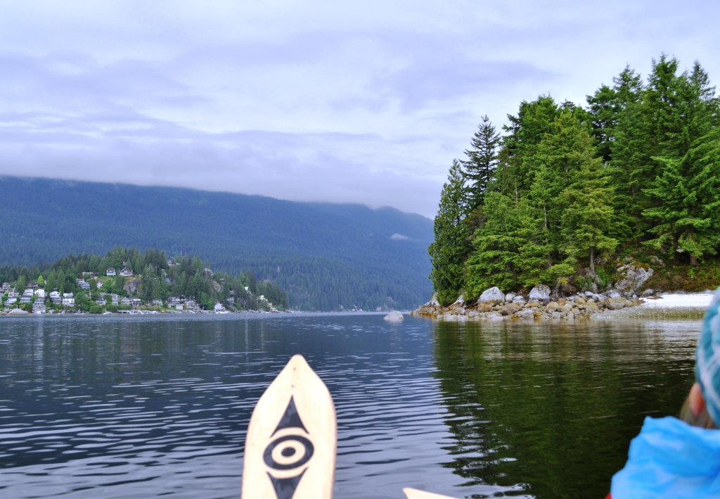 Peaceful Burrard Inlet with Takaya Tours
