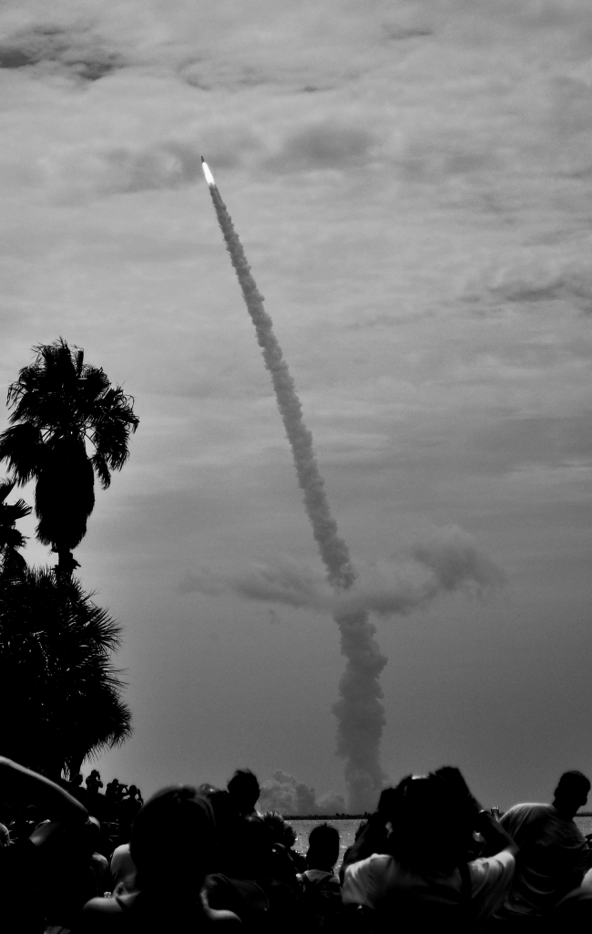 Space Shuttle Atlantis Makes Her Final Flight, July 8, 2011