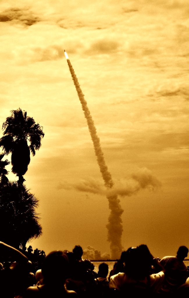 Final Launch of Space Shuttle Atlantis Marks Ending of 30-Year Space Shuttle Program