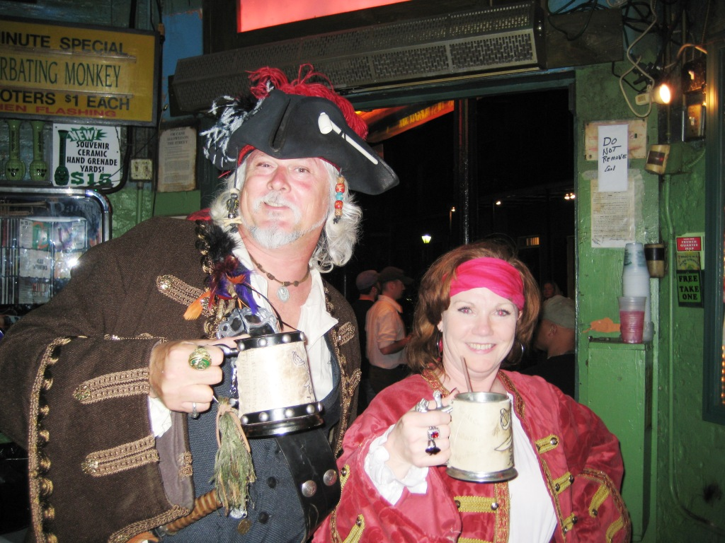 Avast! September 19 is the One Day a Year to Sanely Talk Like a Pirate