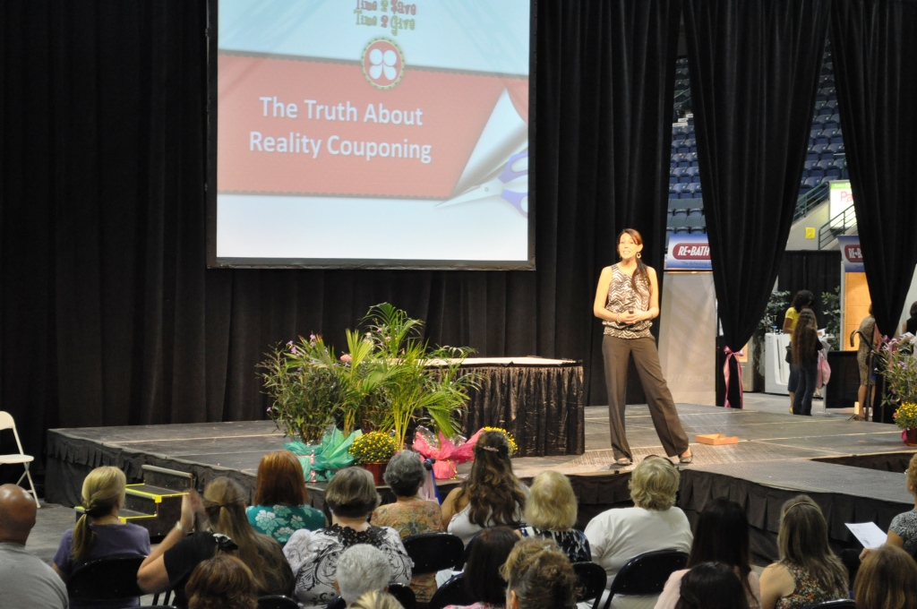 "Performance by Casey Weston and Couponing Strategy Served Up During Naples Daily News ""Women Today"" Expo"