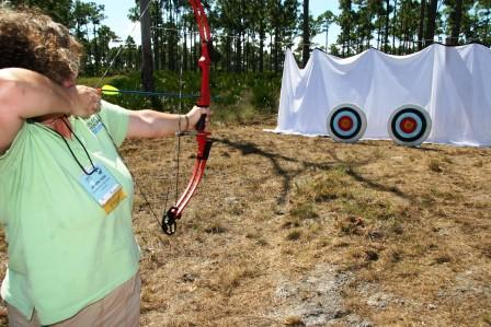 Women's Outdoor Weekend Scheduled for March 16 – 18, 2012, Near Fort Myers, Florida