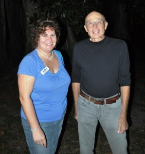 Me and Bob Sieck, Punta Gorda, Fla., Dec. 9, 2011