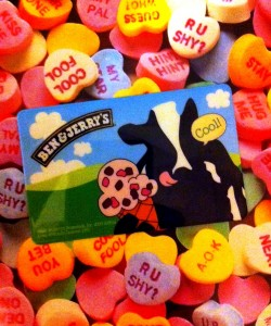 *CLOSED* $10 Ben & Jerry's Gift Card Giveaway for the Sweetest Readers!