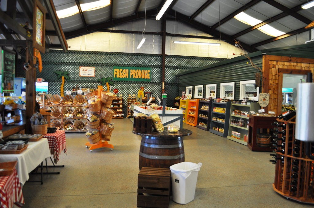 Inside the Punta Gorda Farmer's Market in Southwest Florida