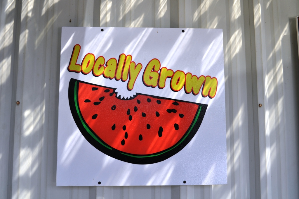 Shop for Locally Grown and Made Items