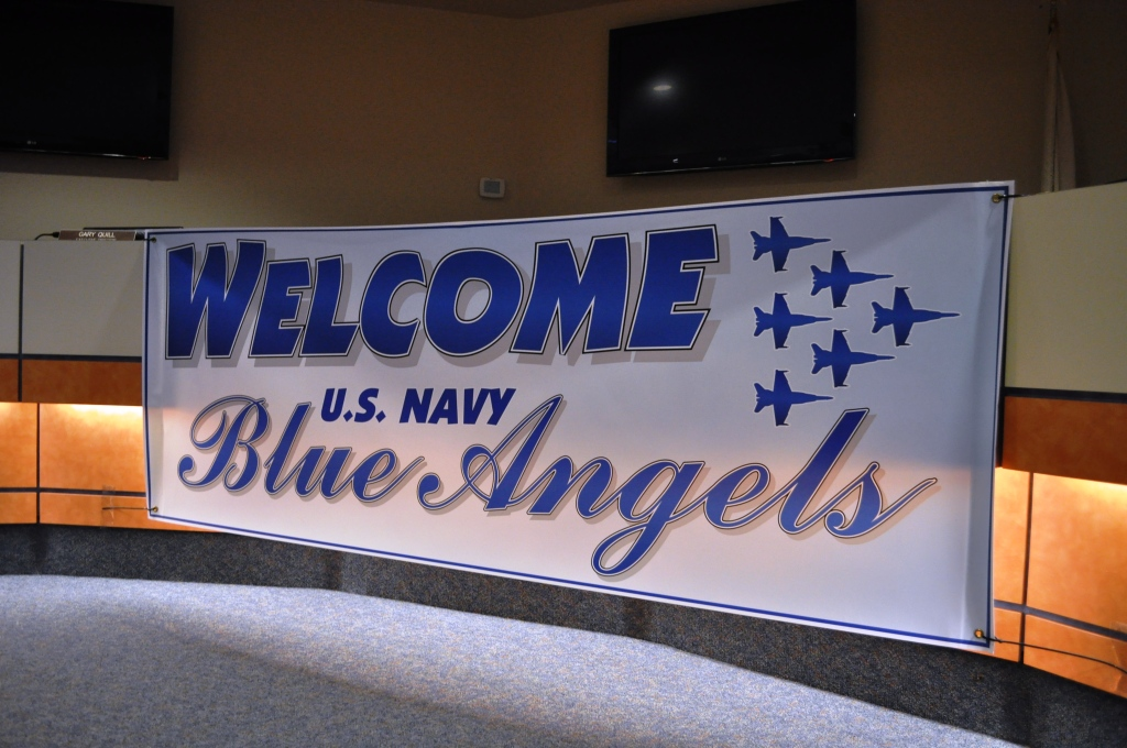 Punta Gorda is Ready to Welcome the U.S. Navy Blue Angels