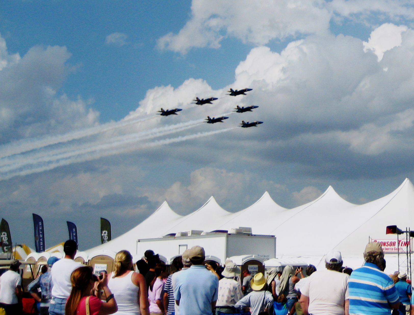 Blue Angels to Headline 2012 Florida International Air Show in Punta Gorda, March 24 – 25