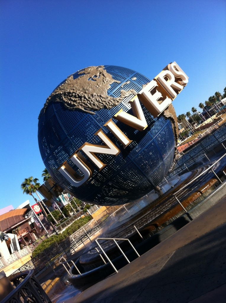 U is for Universal Orlando Resort