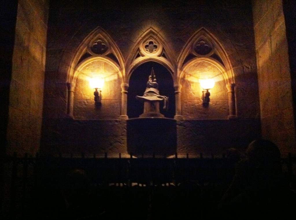 Hmm, Which House with the Sorting Hat Place Me?
