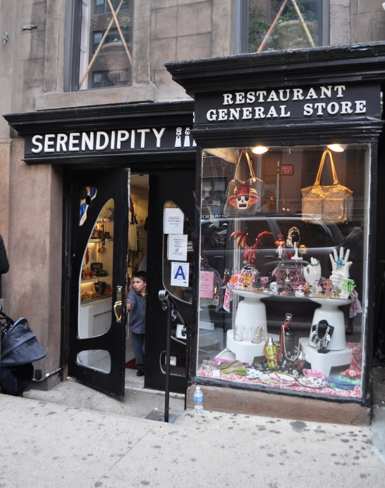 Entrance to Serendipity 3, New York City
