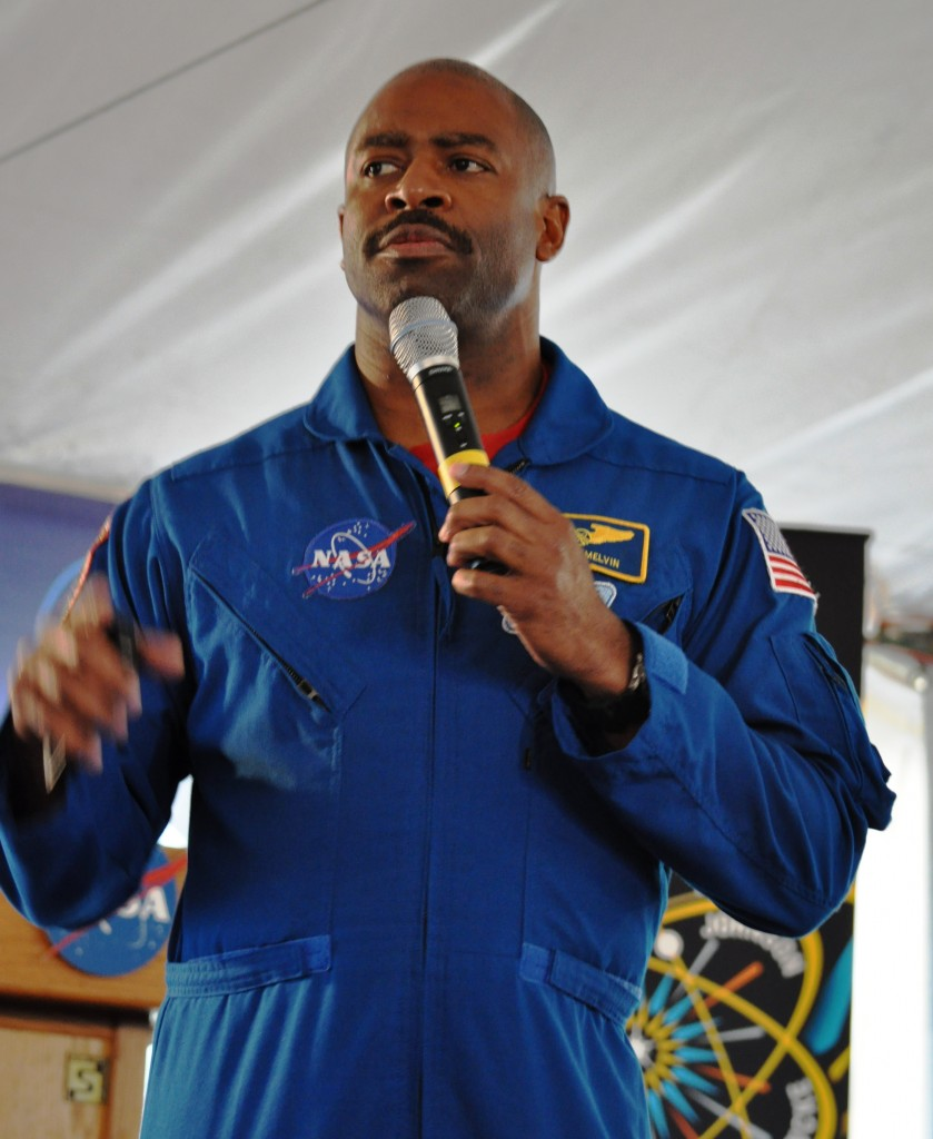 @Astro_Flow Was on Two Space Flights to the International Space Station