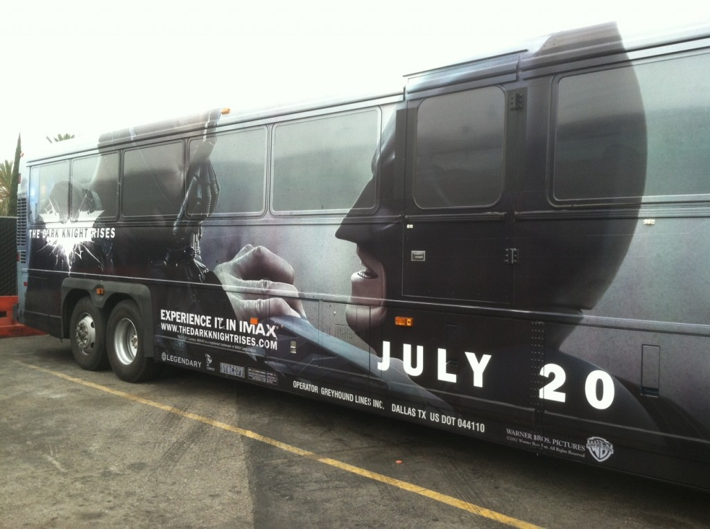 Go Greyhound to Gotham City Contest Gives Dark Knight Fans Chance to Live Like Bruce Wayne