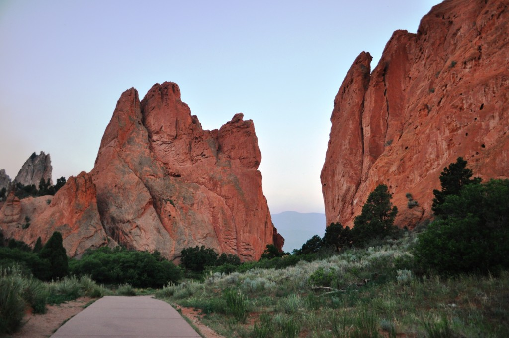 Don't Miss Garden of the Gods in Colorado Springs