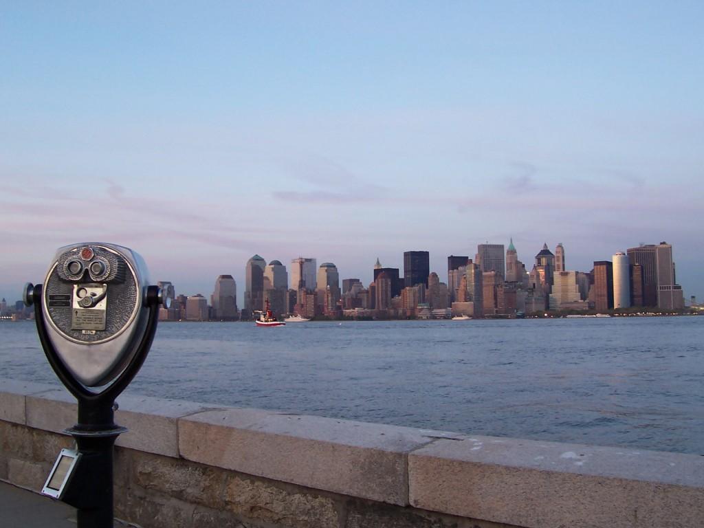 Take in the New York City Skyline