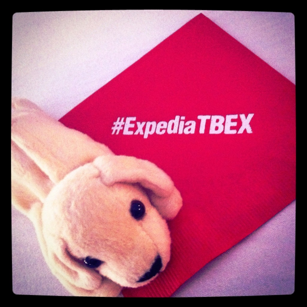Expedia Knows How to Throw a Party!