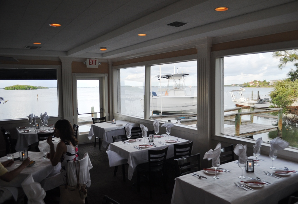 Pattigeorge's Gorgeous Waterfront Location Makes it a Romantic Dining Experience