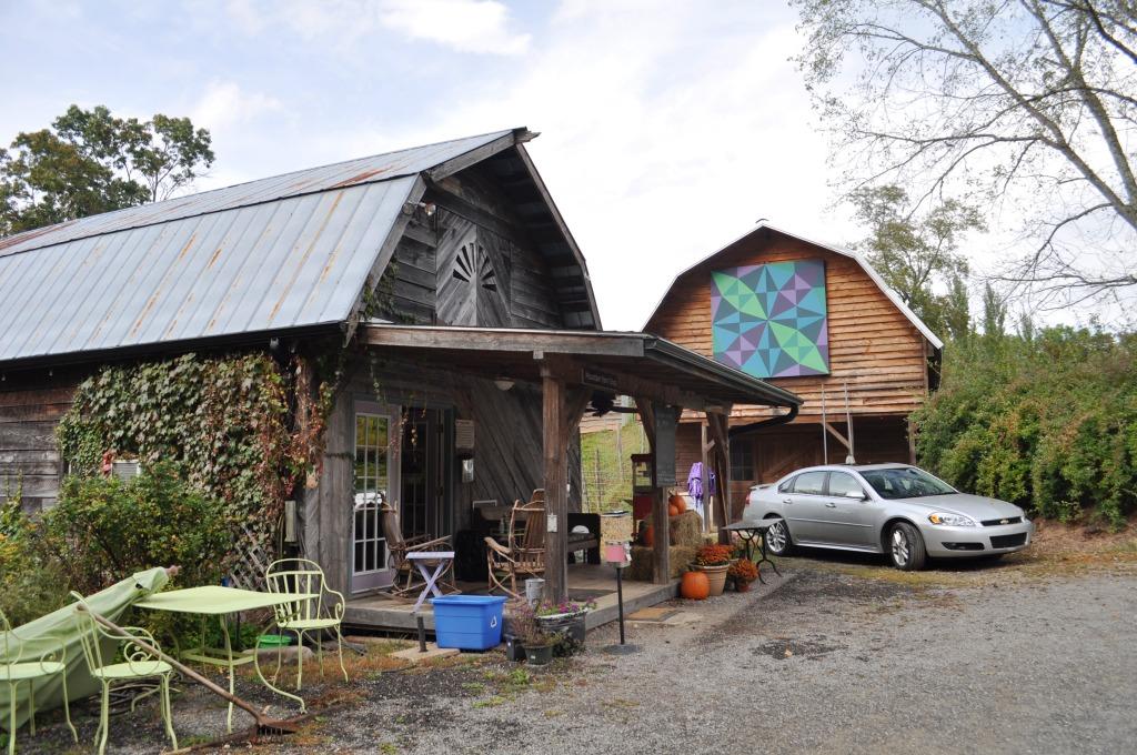 The Adorable Mountain Farm, Burnsville, N.C.