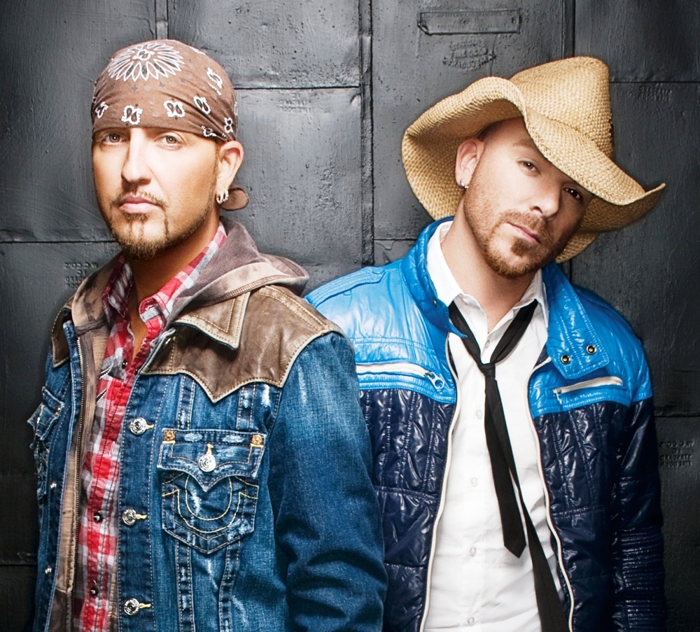 LoCash Cowboys Will Headline the Panama City Beach Seafood & Music Festival, Oct. 2012