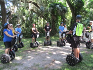 Things to do in Central Florida: Mount Dora Guided Segway Tours