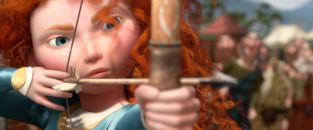 "Disney•Pixar's ""Brave"" Debuts Nov. 13, 2012 on Blu-ray Combo Pack, Digital and On-Demand"