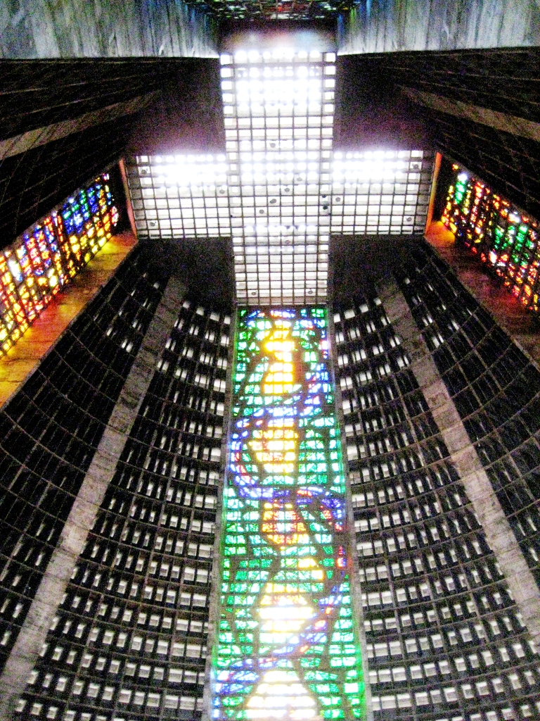 Inside Metropolitan Cathedral