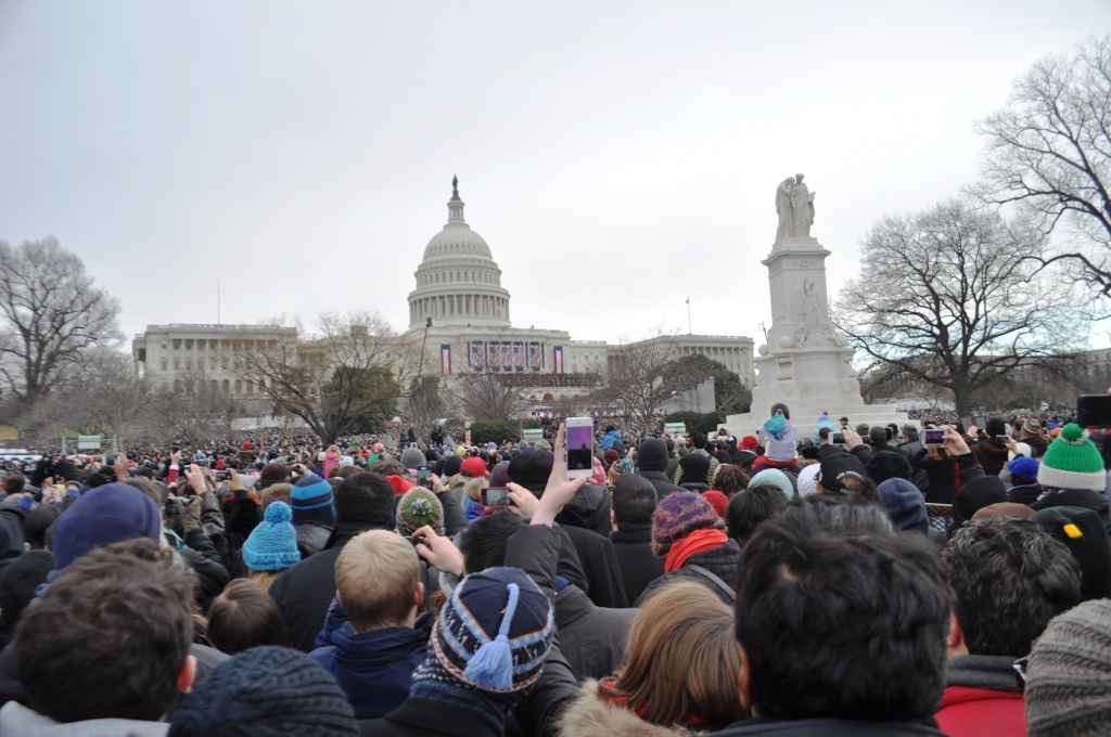 Presidential Inauguration: Why TSA Made Me Throw Away My Camera #inaug2013