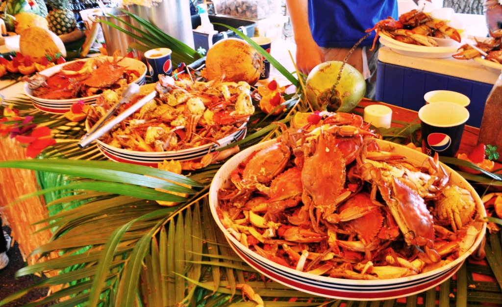 Celebrating a Decade of Blue Crabs at Peace River Seafood in Punta Gorda, Florida