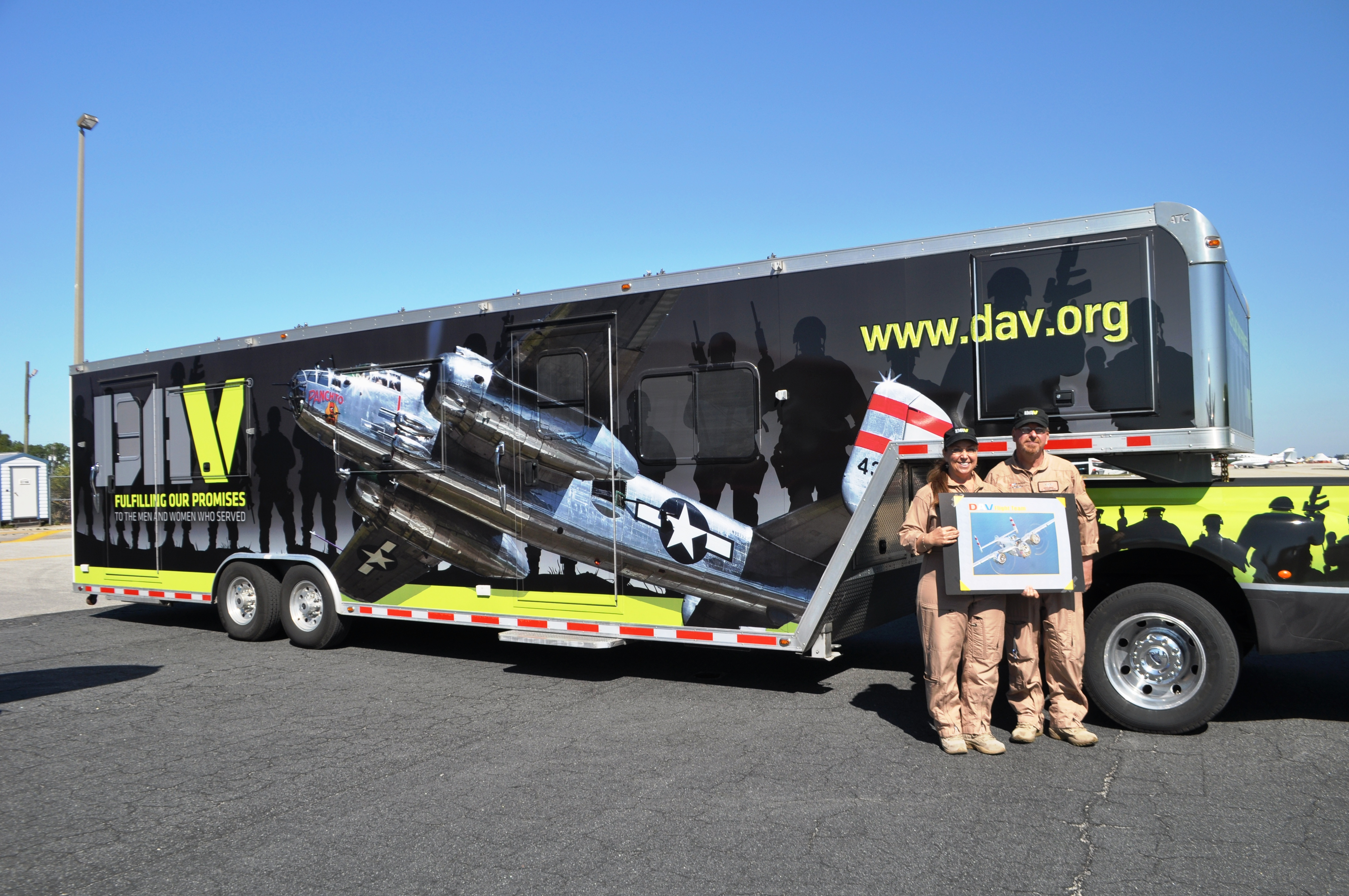 Learn About the Good DAV is Doing for Our Veterans
