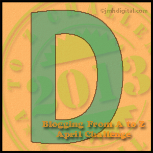 "Thursday, April 4, is Brought to You by the Letter ""D"""