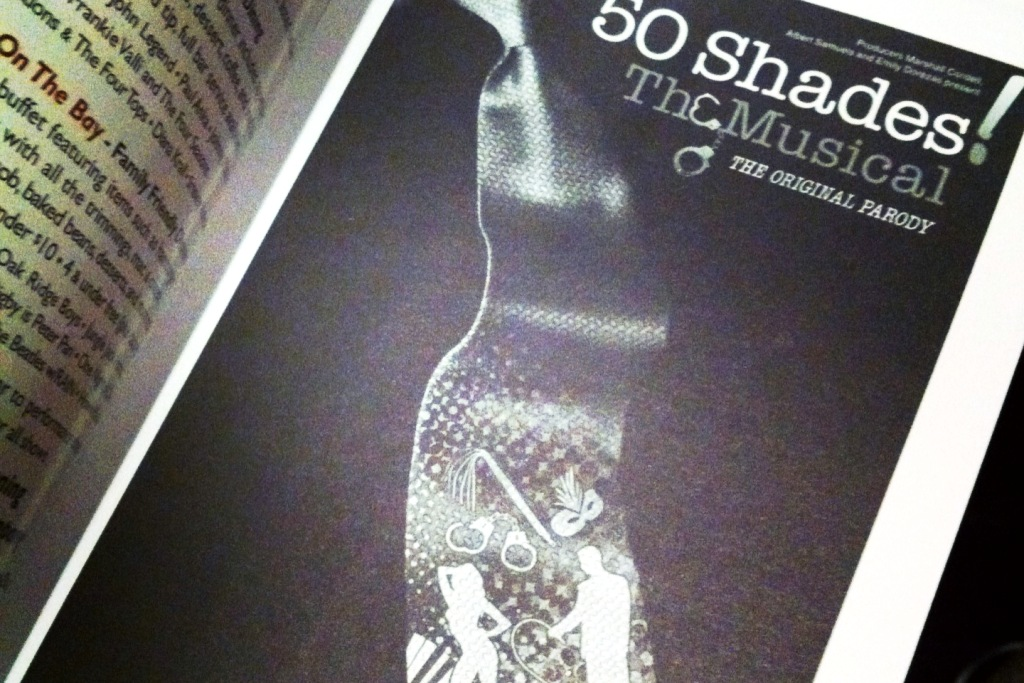 50 Shades! The Musical is LOL! Funny