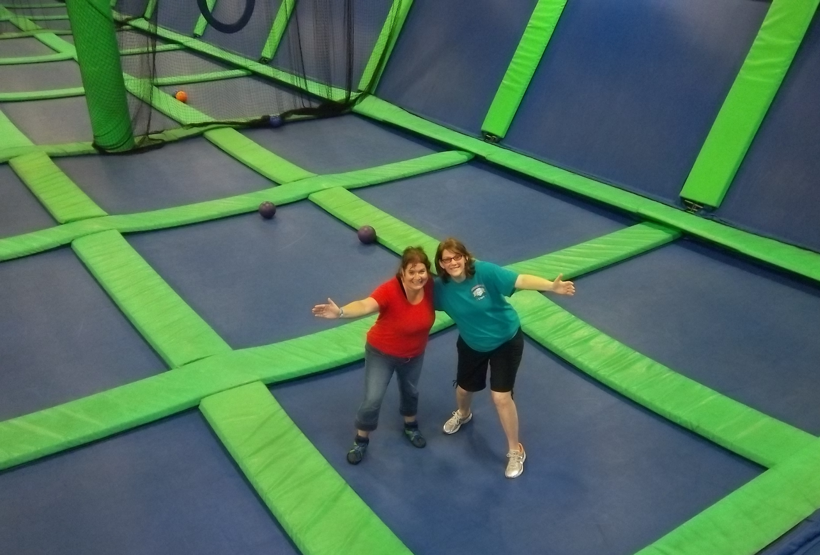 Giveaway for Central Florida: Pair of Monthly Jump Passes to AirHeads Trampoline Arena in Orlando