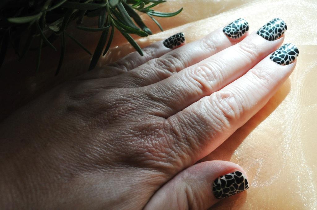 Aren't my nails super fun?